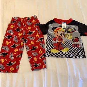 Toddler boy pajamas that
